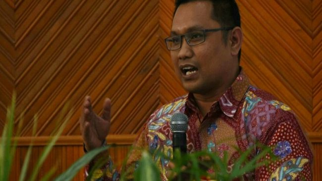 Direktur Nurani Strategic, Nurmal Idrus.